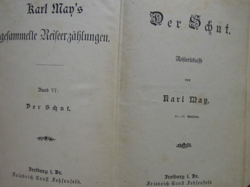 Karl May Der Schut