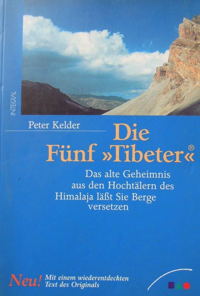 Die Fünf Tibeter von Peter Kelder