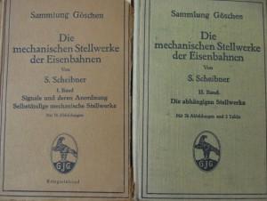 Die mechanischen Stellwerke der Eisenbahnan I-II 1913