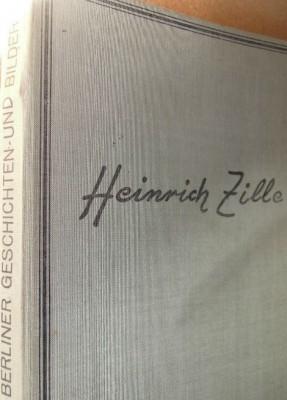 Heinrich Zille Berliner Geschichten Und Bilder 1933