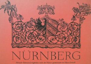 Nürnberg von Hans Gründl