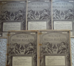 Wiener Music-Magazine