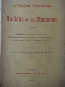 Anciens et des Modernes 1914