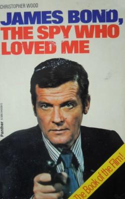 James Bond The spy who loved me