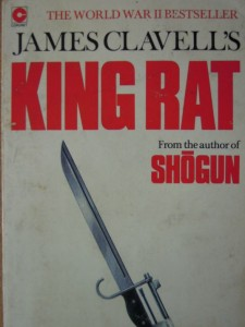 James Clavell's King Rat paperback
