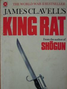 James Clavell's King Rat paperback