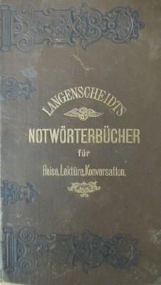 Langenscheidt's Notwörterbücher