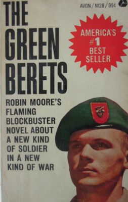 The Green Berets Robin Moore