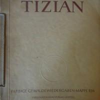 Tizian Farbige Gemaldewiedergaben Mappe 126