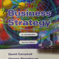 Business Strategy book