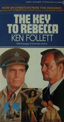 Ken Follett The Key To Rebecca paperback