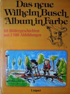 Das neue Wilhelm Busch Album in Farbe
