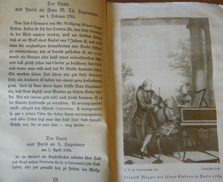 Mozarts Briefe Hans Mersmann
