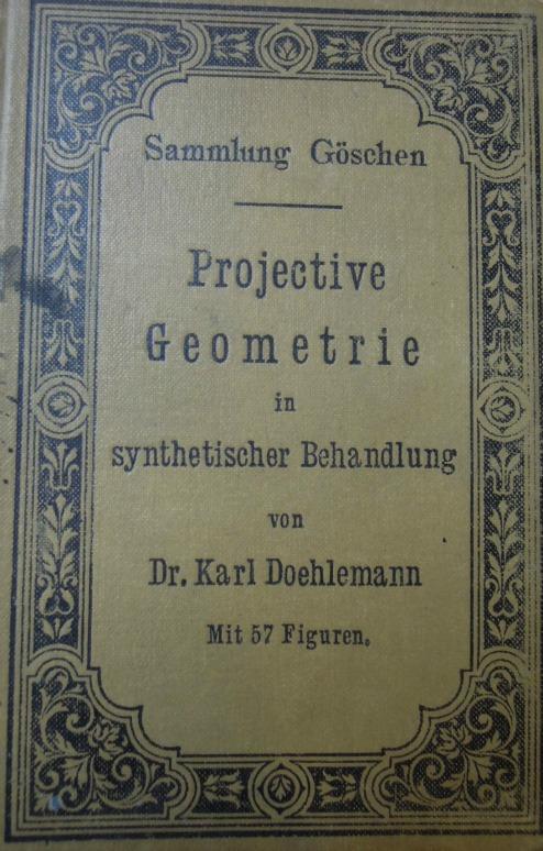 Projective Geometrie