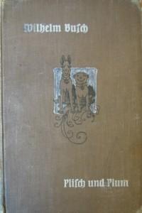Wilhelm Busch Plisch and Plum cover