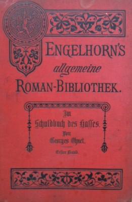 Im Schuldbuch des Hasses 1892