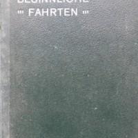 Besinnliche Fahrten von Otto Margulies 1925 Wien