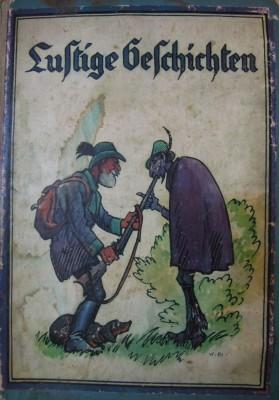 Lustige Geschichten von Hans Fraungruber