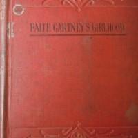 Faith Gartney's Girlhood cover
