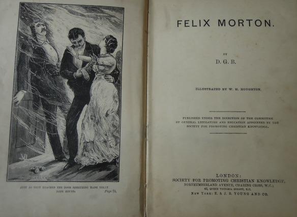 Felix Morton  by D.G.B