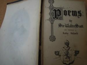 Poems by Sir Walter Scott