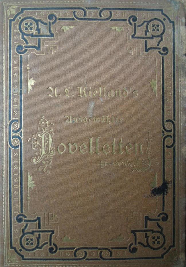 Ausgewahlte Novelletten 1881