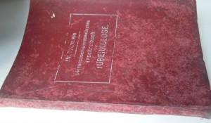 Taschenbuch der Tuberkulose 1910