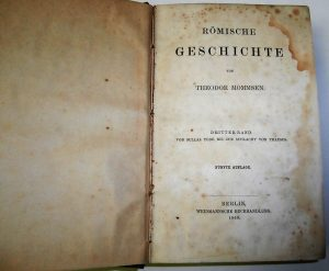Römische Geschichte Berlin 1869