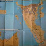 Abu Dhabi map cca 1976