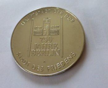 750 Jahre Berlin Gedenkmünze DDR