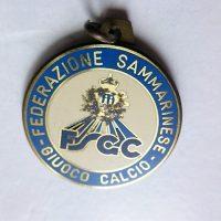 Federazione Sammarinese Giuoco Calcio badge