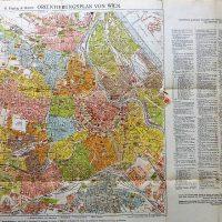 G. Freytag & Berndts Orientierungsplan von Wien