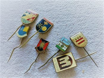 Slovakia badge pin lot Abzeichen