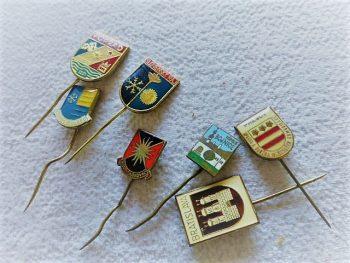 Slovakia badge pin lot Abzeichen