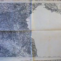 Hliboka Hlyboka Ukraine Landkarte map 1890