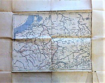 Die Deutsch-Französischen Grenzlander Hydrographische