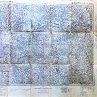 Spremberg Kohlfurt Karte des Deutschen Reiches