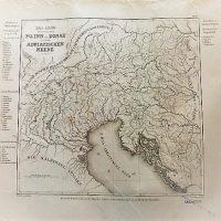 Das Land Zwischen Dem Po Inn Der Donau und Dem Adriatischen Meere
