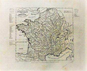 Das Land Zwischen Den Pyrenaeen Und Dem Rheine