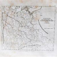 Deutschland Böhmen Landkarte