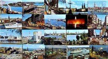 Hamburg Deutschland 20 Color Bilder