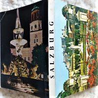 Salzburg Österreich 12 Color Bilder Austria