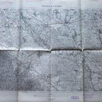 Berzencze és St.Georgen Landkarte