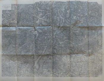 Generalkarte von Südtirol