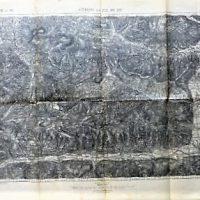Kitzbühel und ZELL AM SEE Landkarte 1894