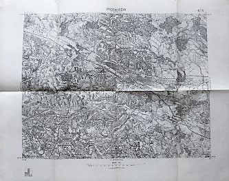 Proskurow Hmelnickij Ukraine Landkarte map