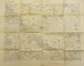 Dunajska Streda Velky Meder Slovakei Landkarte 1888