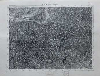 Magyar-Lápos Makod Targu Lapos Rumanien Landkarte Romania map