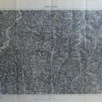Kabola Polyána Rahó Bilin Theiss Ukraine Landkarte old map
