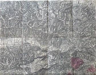 Helpa Polomka Hranovica Slovakei Landkarte Slovakia old map 1889